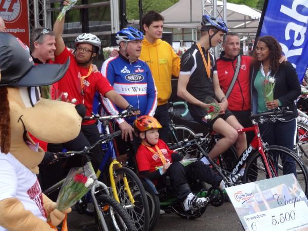 Rabo Cycle Tour 2012