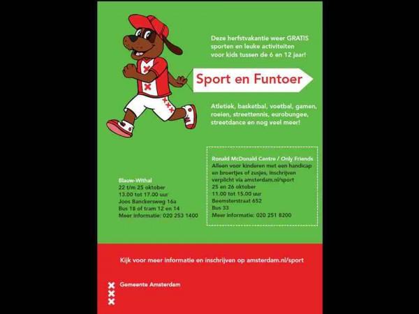 Sport en funtoer