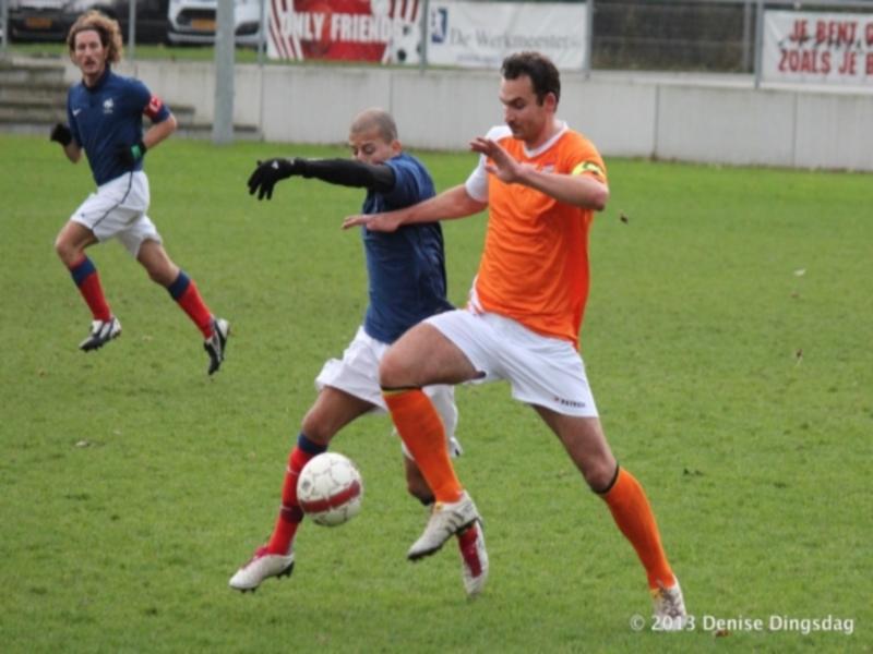 Nederland Frankrijk Nederland en Frankrijk