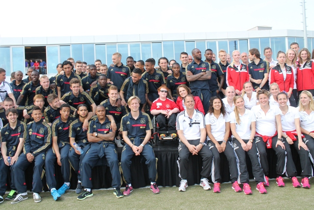 Ajax selectie op het Centre