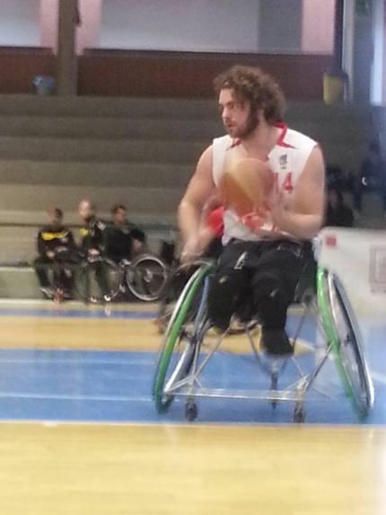 rolstoelbasketbal